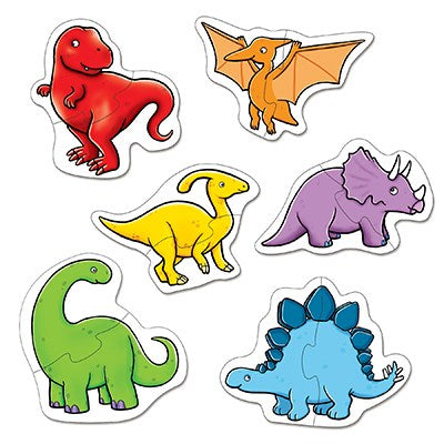 Orchard Toys Dinosaurs Jigsaw Puzzle
