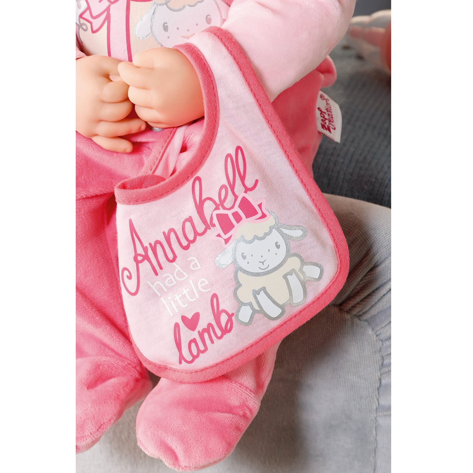 Baby Annabell Interactive Doll | Totally Toys Ireland