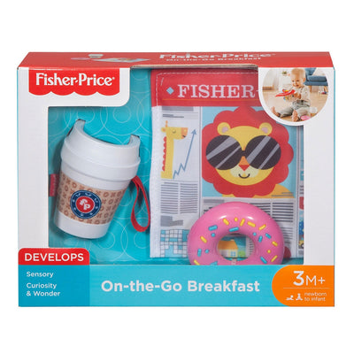 Fisher Price On-The-Go Breakfast Playset