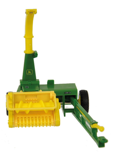 Britains 43152A1 John Deere Trailer Forage Harvester 1:32