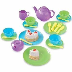 Casdon Little Cook Tea Set