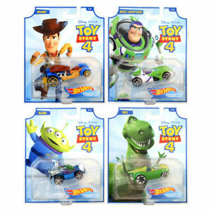 Toy Story 4 Hot Wheels Vehicle Assortment