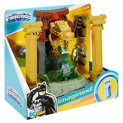 Imaginext Batman DC Super Friends Batman Ooze Pit