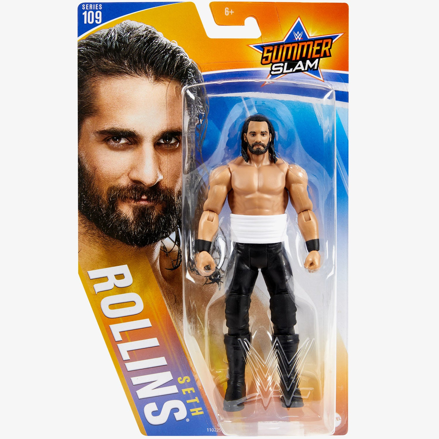WWE Summer Slam Wrestling Figure Seth Rollins
