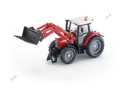SIKU 3653 Massey Ferguson with Front Loader 1:32