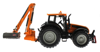 Siku 3659 Valtra Tractor With Kuhn Mower 1-32