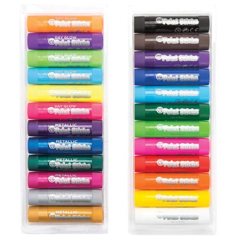 Little Brian Paint Sticks 24pc