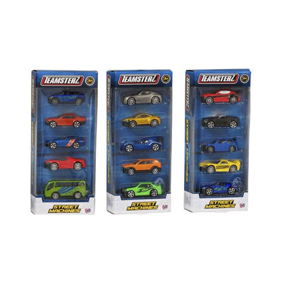 Teamsterz 5 x Die Cast Car Pack