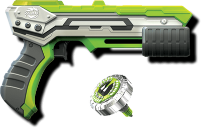 Spinner M.A.D Deluxe Battle Pack Thunder vs Sandstorm