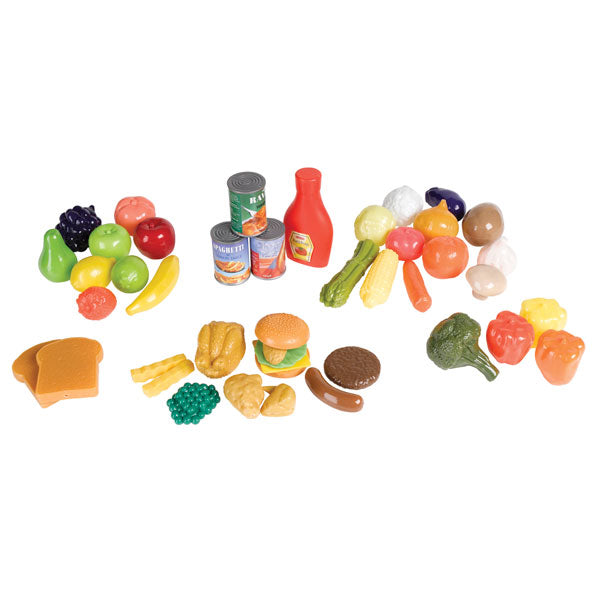 Casdon Little Cook Play Food Set