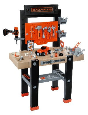Smoby Black & Decker Work Bench