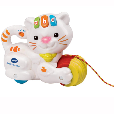 Vtech Baby Pull And Play Kitten