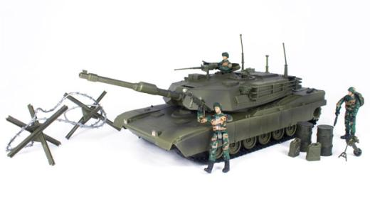 World Peacekeepers Main Battle Tank Playset