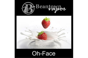 Oh-Face - Beantown - 30ml