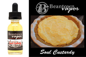 Soul Custardy - Beantown - 30ml
