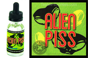 Alien Piss - Bomb Sauce - 60ml