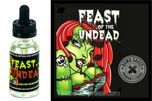 60ml-  Feast Of The Undead - Bomb Sauce