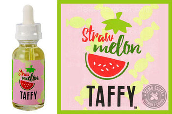 Strawmelon Taffy - Bomb Sauce - 30ml