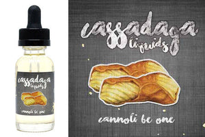 Cannoli Be One Cassadaga -  60ml