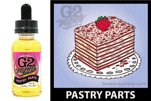 Pastry Parts - G2 - 45ml