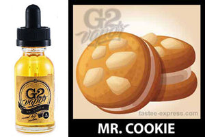 Mr. Cookie - G2 - 45ml