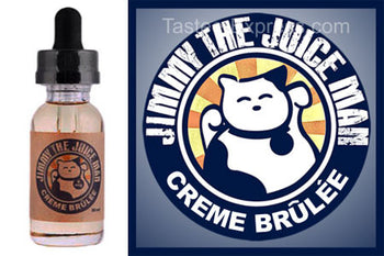 Creme Brulee - Jimmy The Juice Man - 30ml