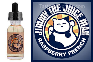 Raspberry French - Jimmy The Juice Man - 30ml