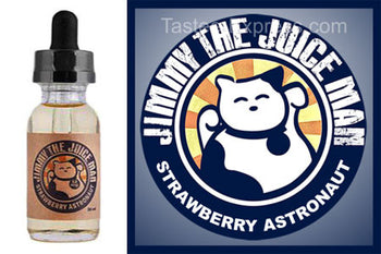 Strawberry Astronaut - Jimmy The Juice Man - 30ml