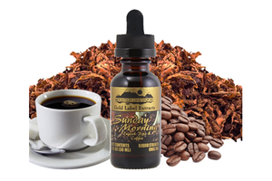 Sunday Morning Coffee Cream Pipe tobacco ejuice