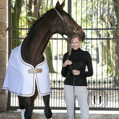 ublack u - black ublackrider u-blackrider horse rug [Buy High Quality Equestrian Products Online] - HorseworldEU.com