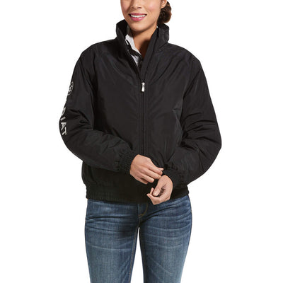 ARIAT STABLE JACKET - XS / Black - S / Black - M / Black - L / Black - XL / Black