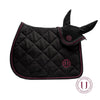 ublack u - black ublackrider u-blackrider saddle pad [Buy High Quality Equestrian Products Online] - HorseworldEU.com