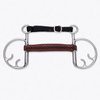 trust equestrian leather kimblehook bit [Buy High Quality Equestrian Products Online] - HorseworldEU.com
