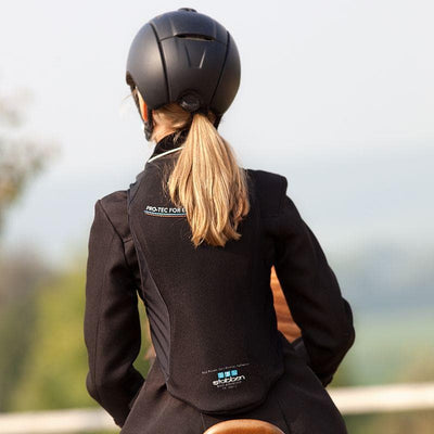 Komperdell Stübben back protector junior [Buy High Quality Equestrian Products Online] - HorseworldEU.com