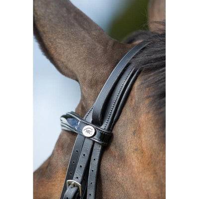 HFI WEYMOUTH BRIDLE - horse fitform international