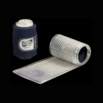 acavallo gel and elastic bandage [Buy High Quality Equestrian Products Online] - HorseworldEU.com