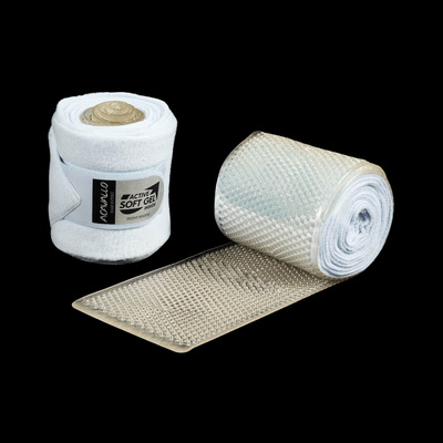 acavallo gel and fleece bandage [Buy High Quality Equestrian Products Online] - HorseworldEU.com