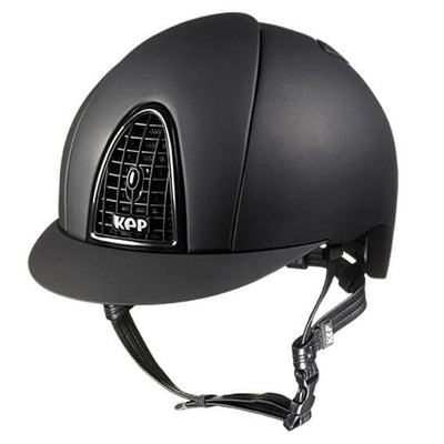 kep italia cromo matt helmet[Buy High Quality Equestrian Products Online] - HorseworldEU.com