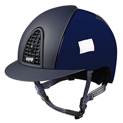 KEP ITALIA CROMO POLISH MATTE DETAIL HELMET[Buy High Quality Equestrian Products Online] - HorseworldEU.com