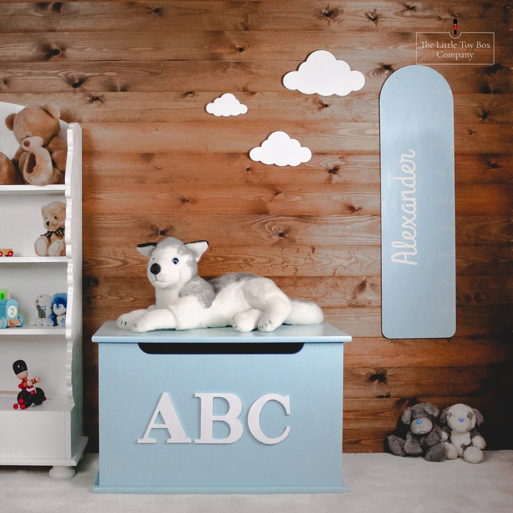 Luxury Engraved ABC Toy Box