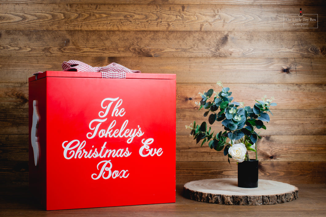 Luxury Family Christmas Eve Box