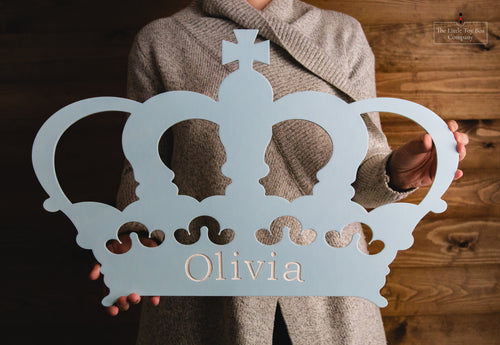 Prince & Princess Wall Crown