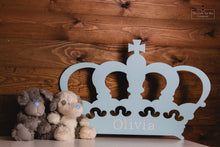 Load image into Gallery viewer, Prince & Princess Wall Crown