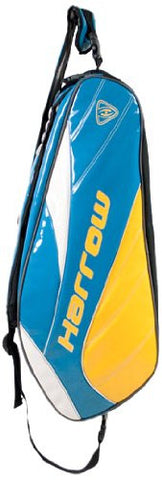 Dynasty Racquet Bag Royal/Yellow/White