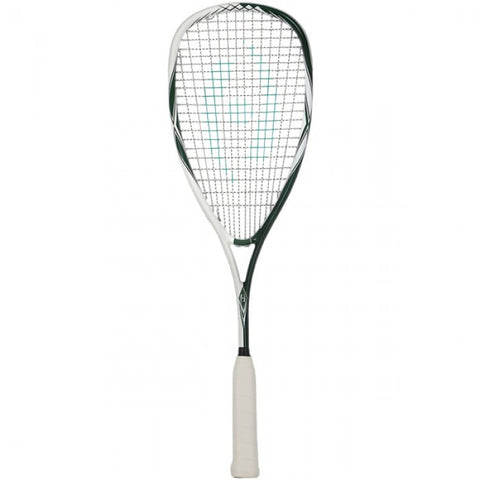 2017 Harrow Blade Squash Racquet - Forest/White