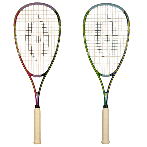 Junior Squash Racquet with 1/2 Cover