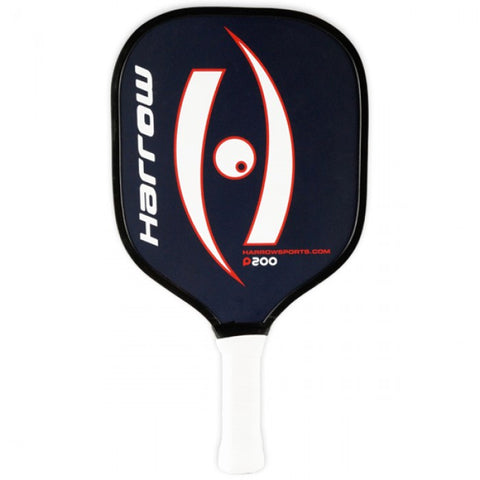 P200 Pickleball Paddle - USAPA Approved - Navy/Red