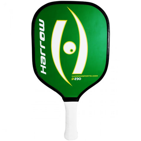 P230 Pickleball Paddle - USAPA Approved - Black/Lime