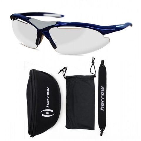 Radar Squash Eye Guard - Navy