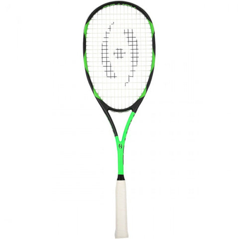 2017 Harrow Vibe Squash Racquet - Black/Lime